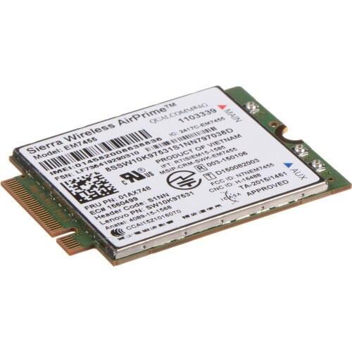 Sierra Wireless EM7455 4G LTE Mobile Broadband Module