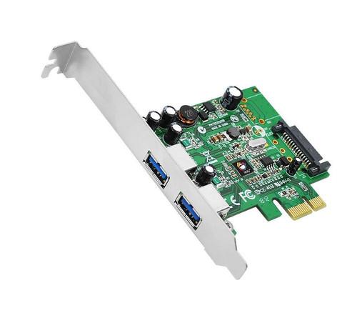 SIIG 2-Port USB 3.0 PCIe JU-P20612-S1 Adapter
