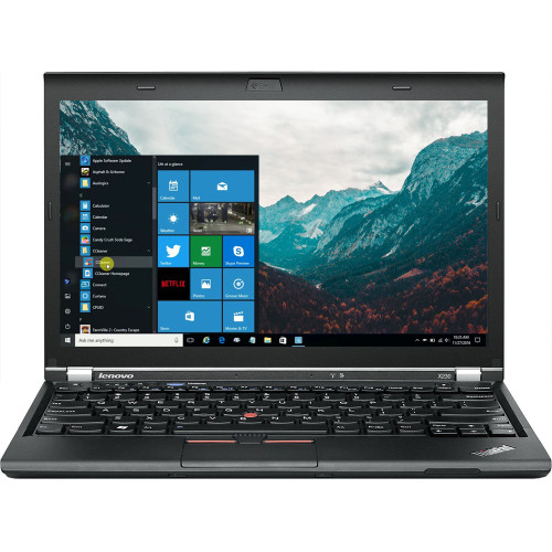 "Lenovo ThinkPad X230 i5 12"" Windows 10 Laptop Thumbnail"