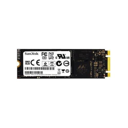 SanDisk X110 128GB MLC SATA 6Gbps M.2 2260 Internal Solid State Drive