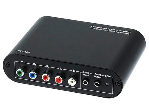 Monoprice LKV-7600 VGA Video to Component Converter Adapter