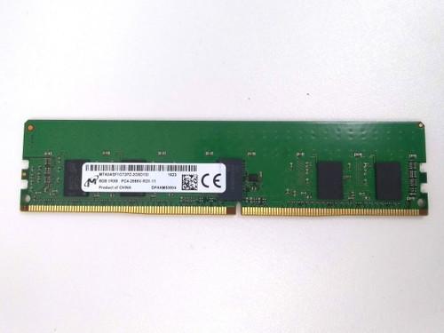 Micron 8GB PC4-19200 DDR4-2400MHz ECC Registered 288-Pin Memory