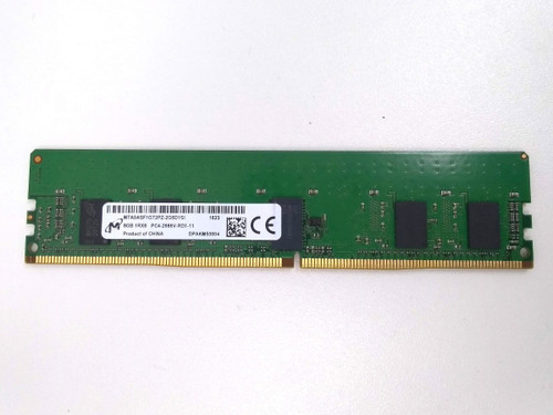 Micron 8GB PC4-19200 DDR4-2400MHz ECC Registered 288-Pin Memory