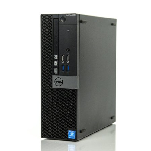 Dell OptiPlex 5040 SFF Windows 10 Pro Computer Thumbnail