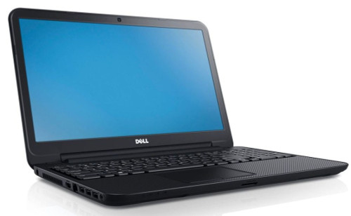 Dell Inspiron 15-3537 Core i3 4th Gen 500GB HDD Windows 10 Laptop side view