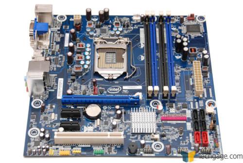 Intel Motherboard mATX DH55TC LGA 1156 DDR3