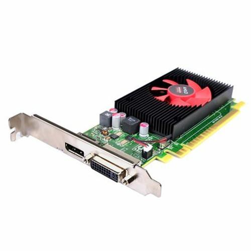 Radeon ATI R5 340X Half Height 2Gb GDDR3 PCIe Video Card DVI Y7XRF