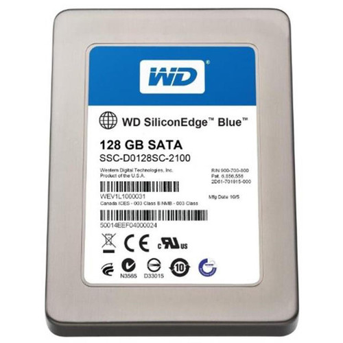 WD SiliconEdge Blue 128GB SATA SSD SSC-D0128SC-2100