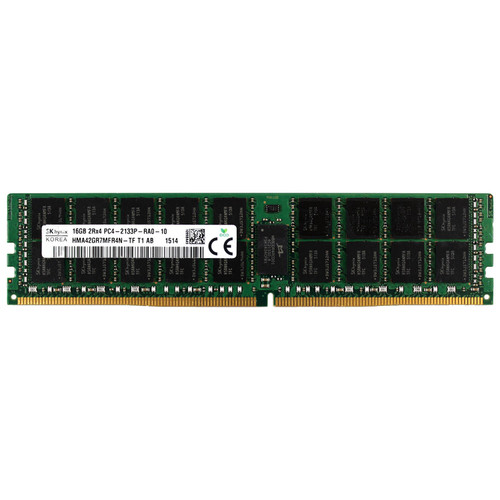 SK Hynix 16GB DDR4 PC4-17000 2133Mhz Ecc Registered Server Memory
