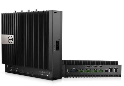 Dell Edge Gateway 5000 Intel Atom @ 1.3GHz 2GB RAM 32GB SSD IoT Gateway