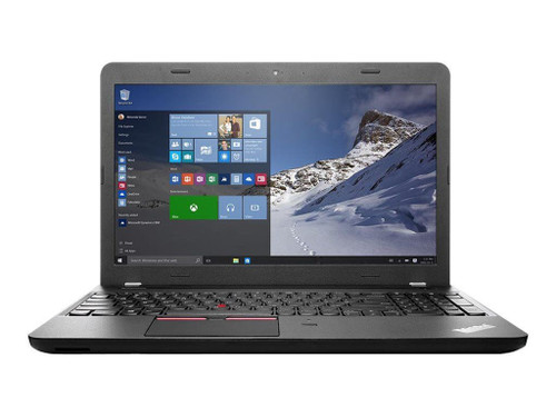 Lenovo ThinkPad E560 Core i7 6th Gen 8GB RAM Windows 10 Pro Laptop