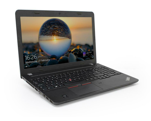 Lenovo ThinkPad Edge E550 Core i7 5th Gen 16GB RAM 256GB SSD Laptop