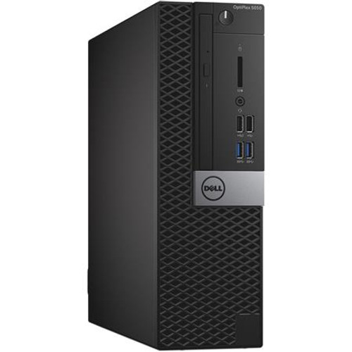 Dell OptiPlex 5050 Core i7 7th Gen 16GB RAM 1TB HDD SFF Desktop