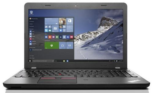 "Lenovo ThinkPad E565 AMD A6 15.6"" Windows 10 Laptop"