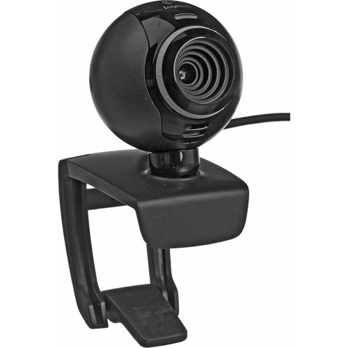 Logitech E 3560 QuickCam Wired USB Webcam