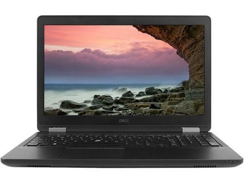 "Dell Precision 3510 i7-6700HQ SSD 15.6"" Ultrabook thumbnail"