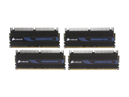 Corsair Dominator 32GB (4 x 8GB) 240-Pin DDR3 1600 (PC3 12800) Memory