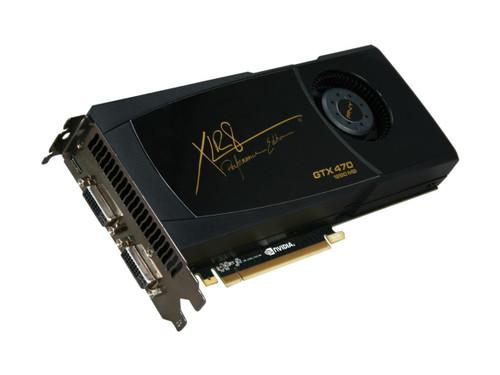 PNY XLR8 GeForce GTX 470 1280MB 320-Bit PCI Express 2.0 x16 Video Card