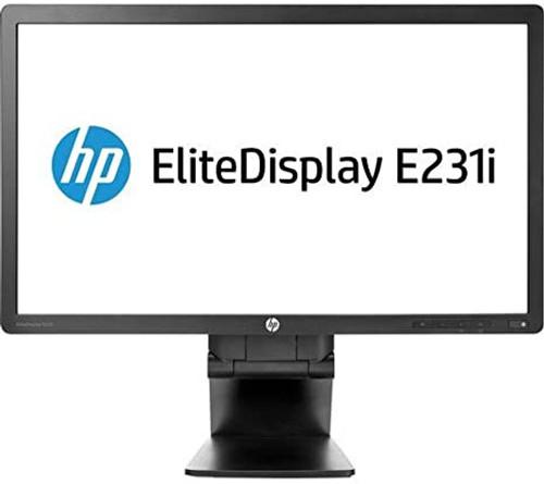 "HP EliteDisplay E231i 23"" 1080p LED Widescreen Monitor"