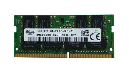 SK Hynix 16GB PC4-17000 DDR4-2133MHz non-ECC 260-Pin Laptop Memory