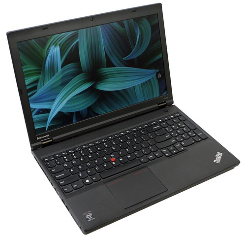 "Lenovo ThinkPad T540p Core i7 4th Gen 256GB SSD 15.6"" Laptop"