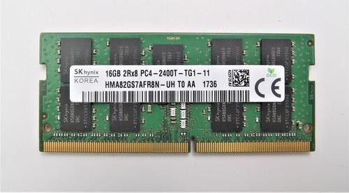 SK Hynix 1x 16GB DDR4-2400 SODIMM PC4-19200T-S Laptop Memory