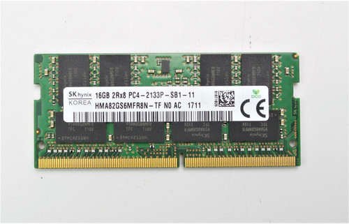 SK Hynix 16GB DDR4-2133 SODIMM PC4-17000P-S Laptop Memory