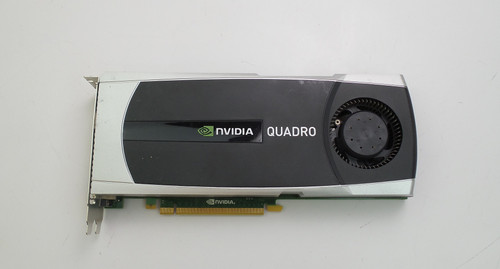 Nvidia Quadro 5000 Professional Graphics Board
