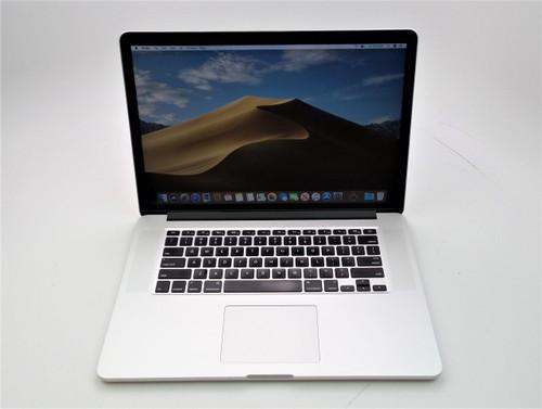 "MacBook Pro 15-Inch ""Core i7"" 2.2 Mid-2015"