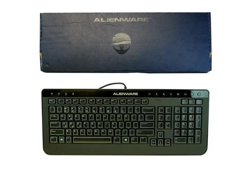 Dell Alienware Multimedia USB Keyboard SK-8165