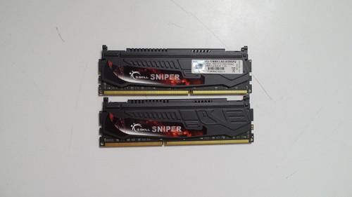 G.SKILL Sniper Series 8GB (2 x 4GB) Desktop Memory