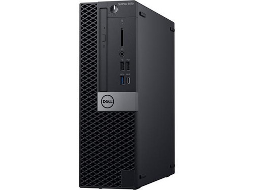 Dell OptiPlex 5070 SFF i5 9th Gen Windows 10 Pro Computer Thumbnail