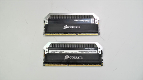 Corsair Dominator Platinum 8GB (2x4GB) DDR3 Desktop Memory