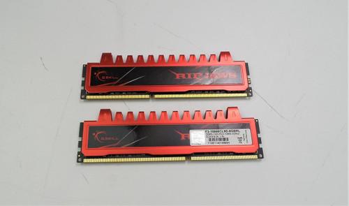 G.SKILL Ripjaws Series 8GB (2 x 4GB) Desktop Memory