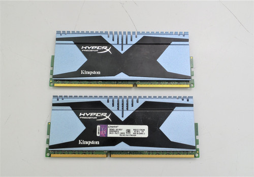 Kingston HyperX Predator 8GB KIT (2x4GB) Desktop Memory