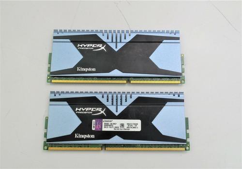 Kingston HyperX Predator 8GB KIT (2x4GB) Desktop Memory