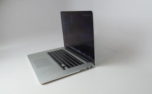MacBook Pro 15-Inch Core i7-4770HQ Mid-2014