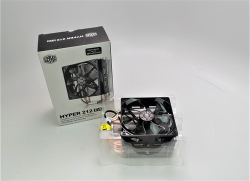 Cooler Master Hyper 212 Intel LGA1151 Fan