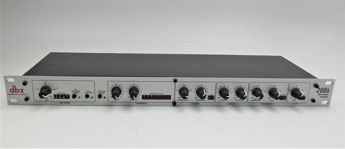DBX 286s Classic Studio Mic Preamp/Channel Strip Processor