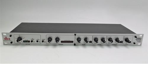 DBX 286s Classic Studio Mic Preamp/Channel Strip Processor