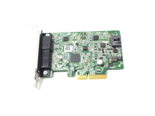 Dell Precision Thunderbolt 3 PCIe Network Interface card FH5T4