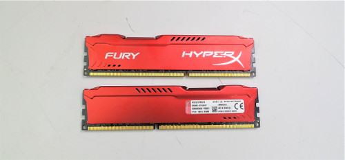 HyperX FURY 16GB (2 x 8GB) DDR3 Desktop Memory
