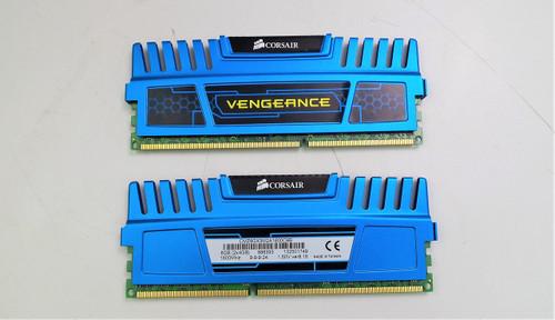 CORSAIR Vengeance 8GB (2 x 4GB) DDR3 Desktop Memory