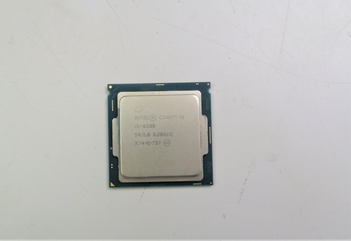 Intel Core i5-6500 3.20GHz Processor