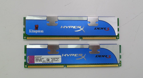 Kingston HyperX DDR3 2GB ( 1GB x 2 )Memory Module