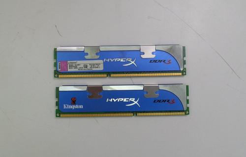 Kingston HyperX DDR3 Desktop Memory
