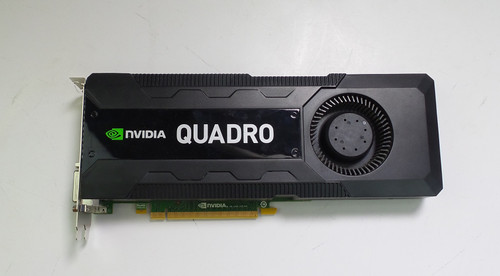 NVidia Quadro VCQK5000-T Video Card