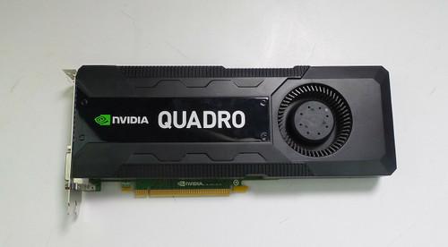 NVidia Quadro VCQK5000-T Video Card
