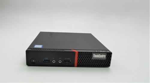 Lenovo ThinkCentre M910q Core i5-7500T Mini Desktop