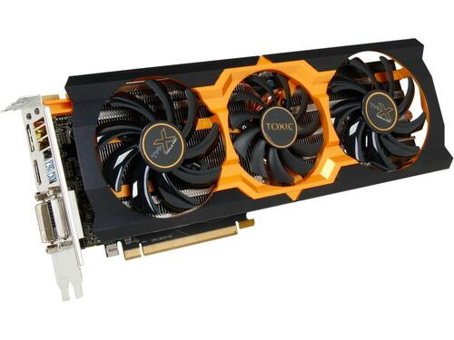 SAPPHIRE Radeon R9 270X 2GB 256-Bit Video Card